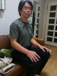 杉並区 男性 55歳